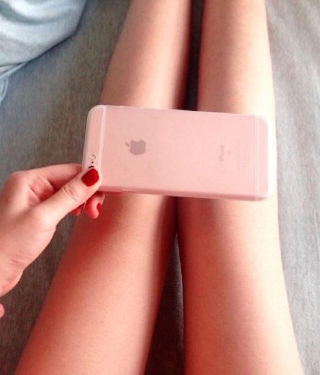 """""""Iphone Knees Challenge"""""""