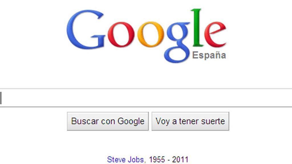 Últimos homenajes a Steve Jobs