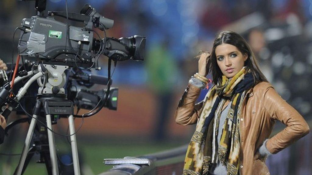 Sara Carbonero, profesional