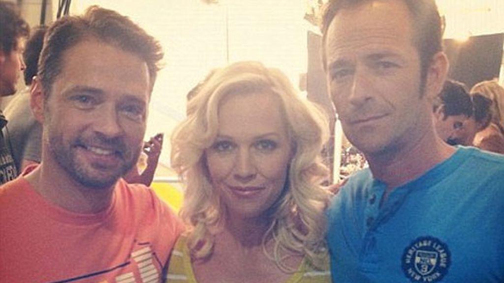 Los Brandon, Kelly y Dylan, del 2012