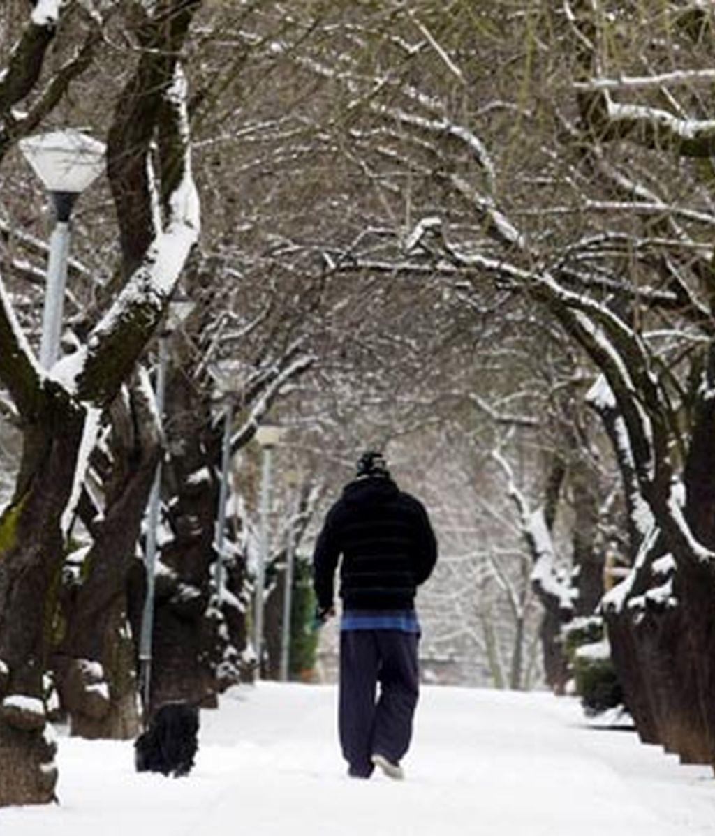España volverá a registrar temperaturas invernales. Foto: EFE