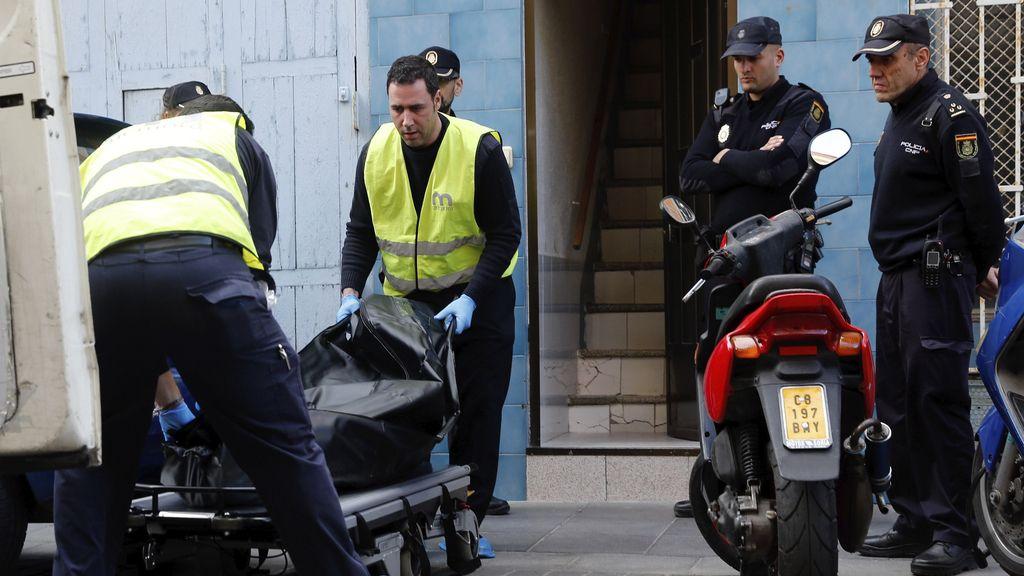 Mujer apuñalada en Valencia