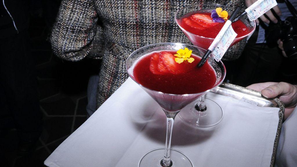 Nada mejor que un exquisito cocktail para animar la fiesta
