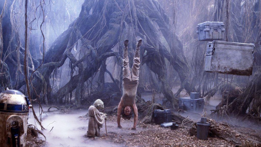 """""""Luke, confía en la fuerza"""""""