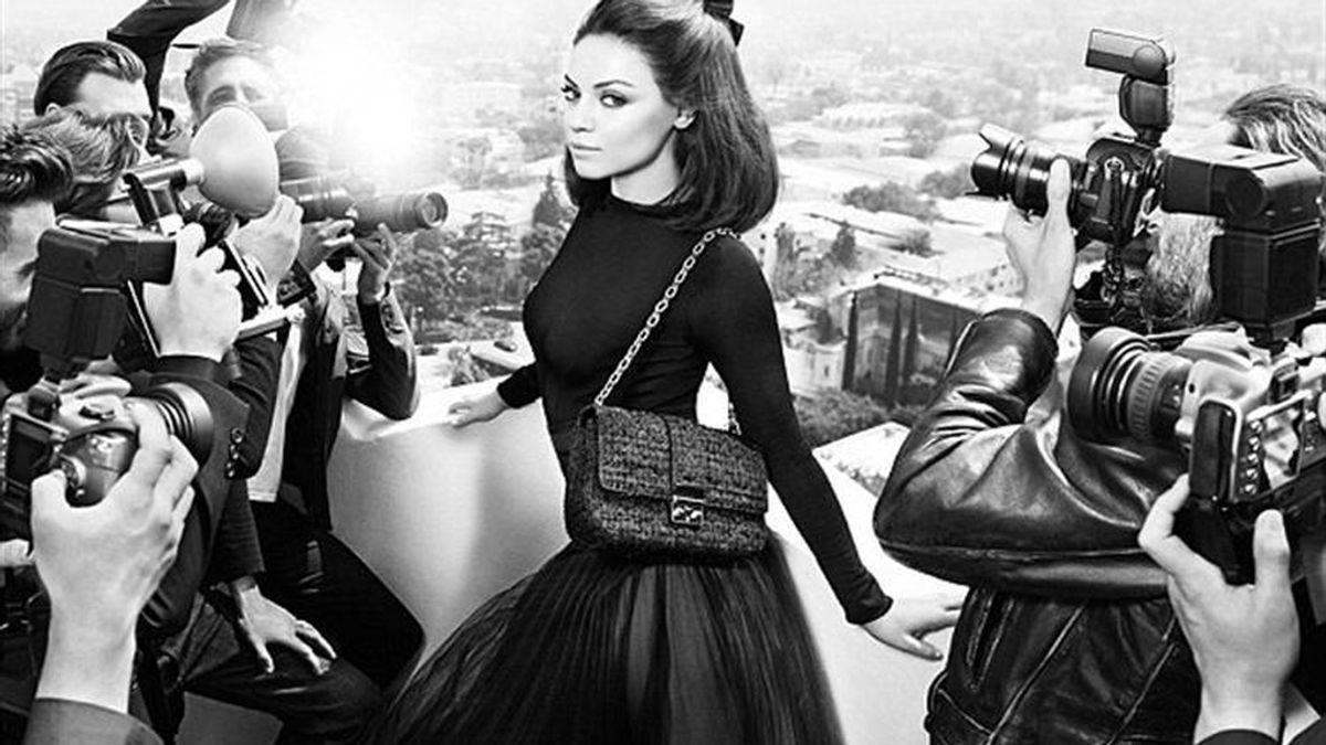 Mila Kunis, imagen para Dior