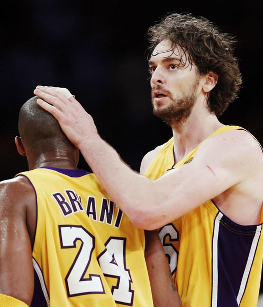 Los Lakers firman su quinta victoria consecutiva