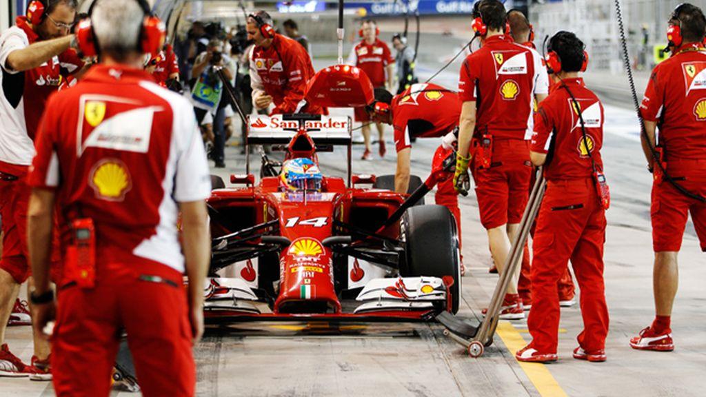 "Alonso: ""Tenemos que dar un paso adelante"""