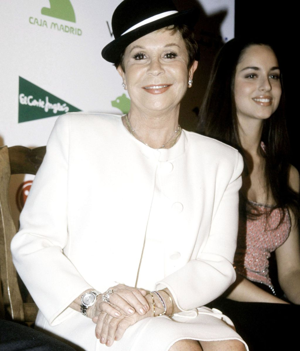 Lina Morgan muere tras una larga enfermedad