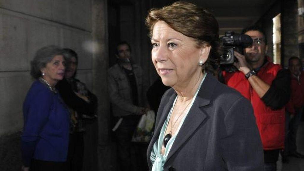 La exministra Magdalena Álvarez declara por segunda vez ante la juez Alaya