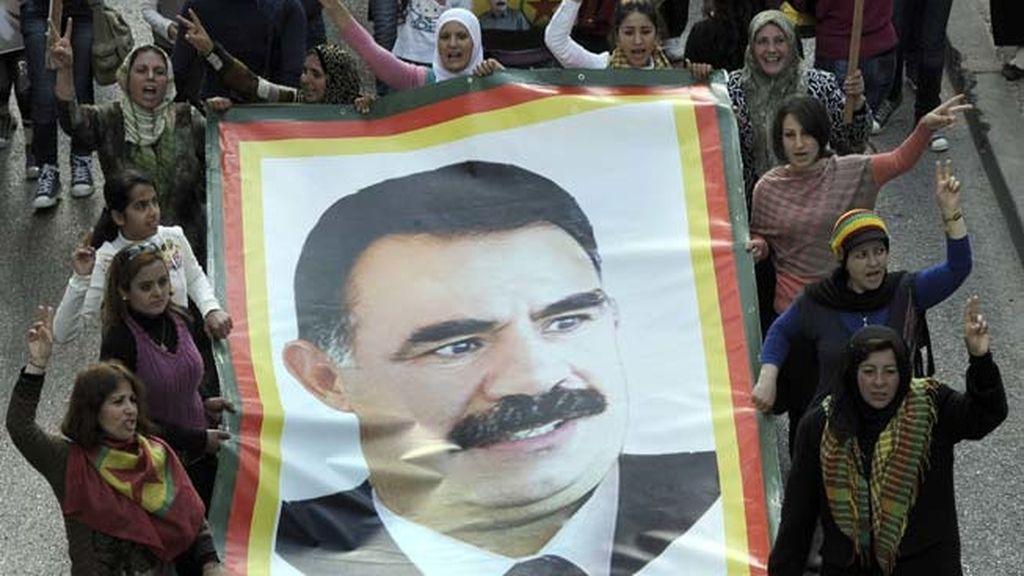 El líder del PKK llama a sus combatientes a abandonar Turquía