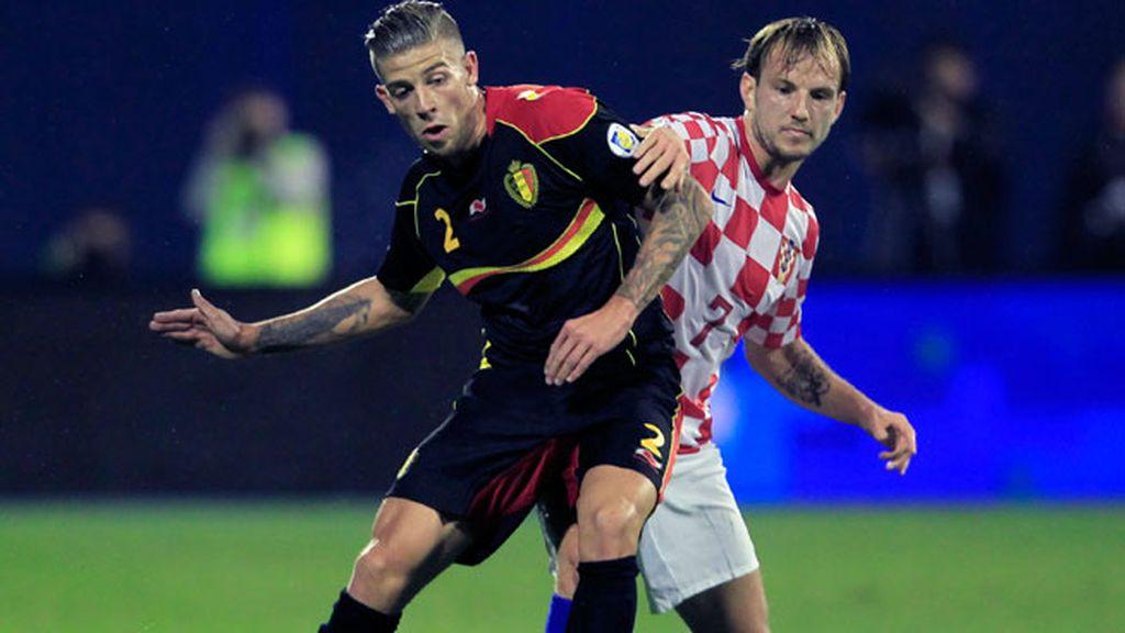 Croacia-Bélgica