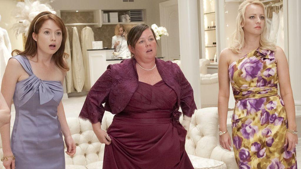 'La boda de mi mejor amiga', en imágenes