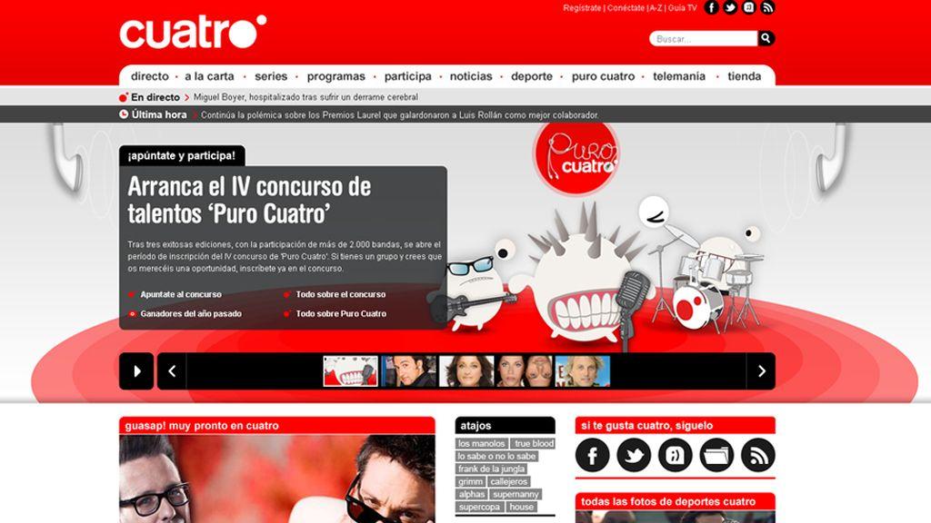 Cuatro.com