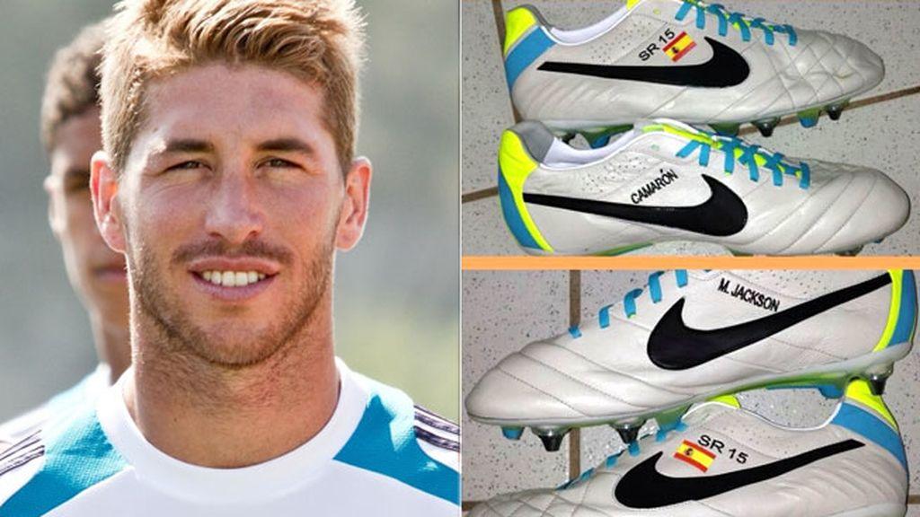 Cómo tunean los futbolistas sus botas