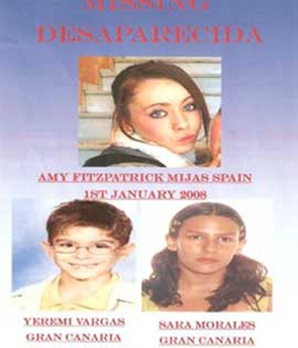 Tres familias unidas por el dolor. Vídeo: Informativos Telecinco