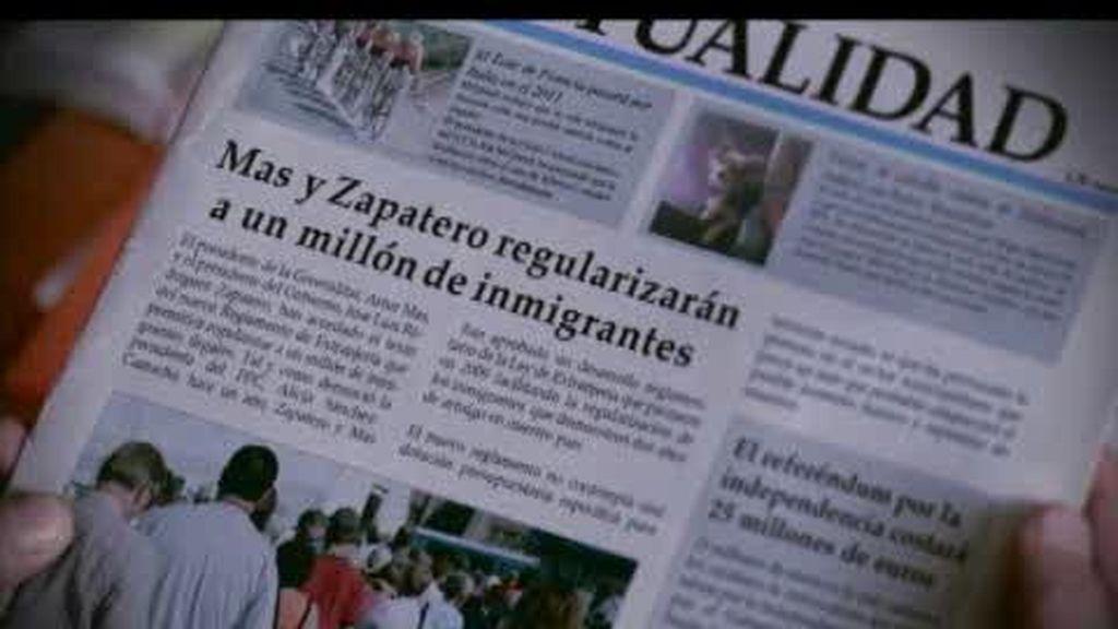 El PP catalán centra su campaña en la inmigración