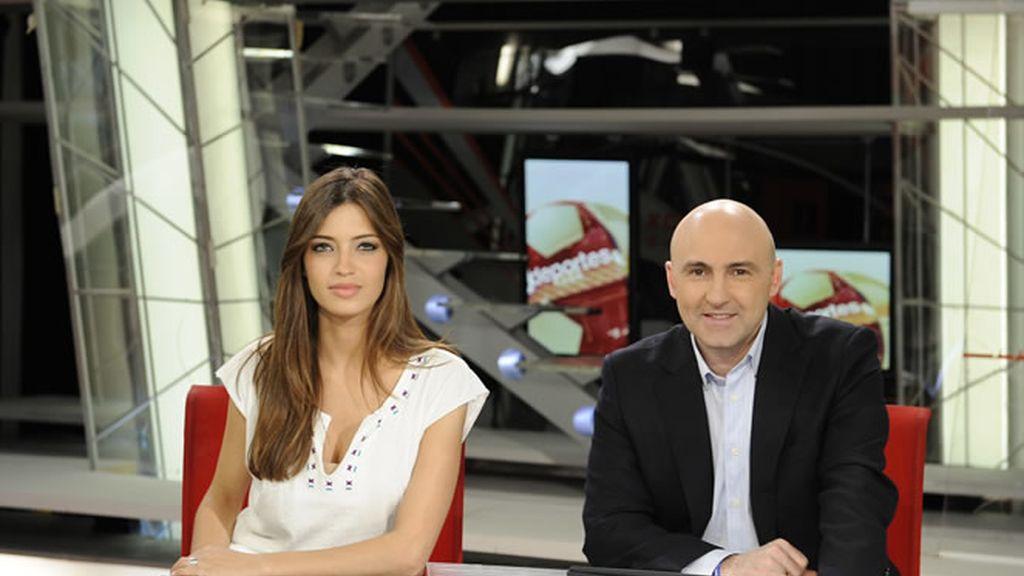 Sara Carbonero y Maldini