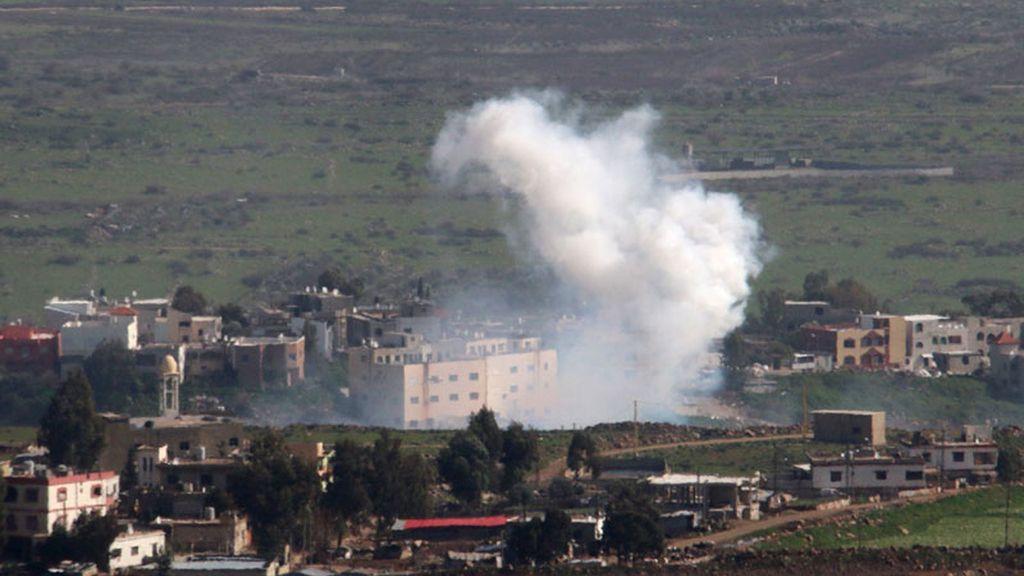 Cuatro militares israelíes heridos tras el ataque de Hezbolá