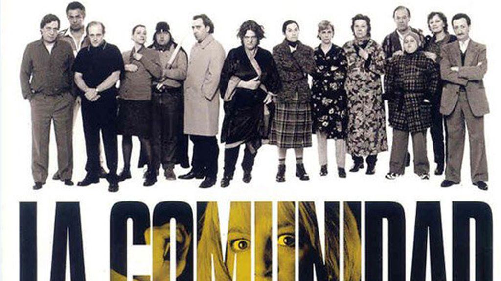 'La Comunidad' fue su uno de sus primeras aportaciones al cine español