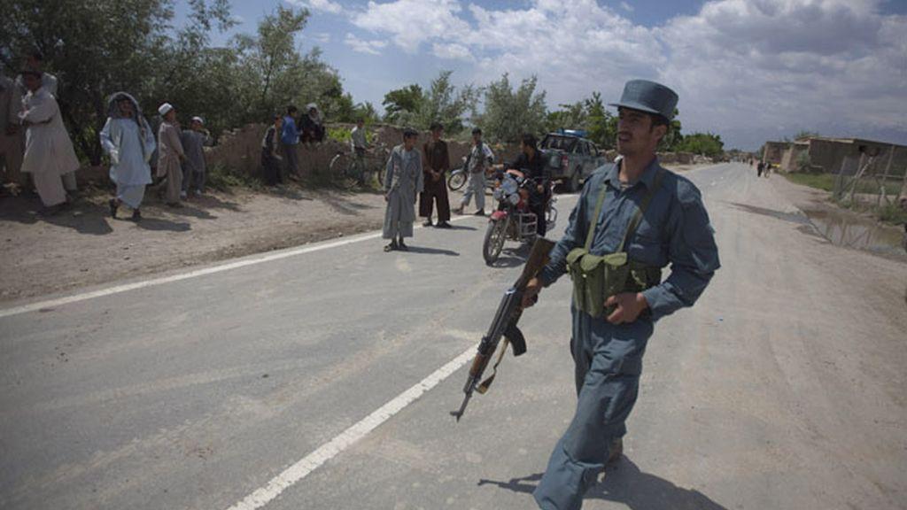 Negociaciones de paz entre el Gobierno afgano y los taliban para finalizar la guerra