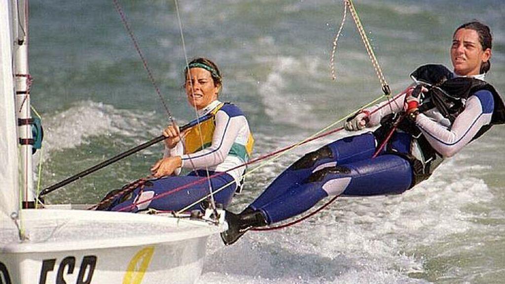Atlanta 1996: Zabell y Vía-Dufresne - Vela