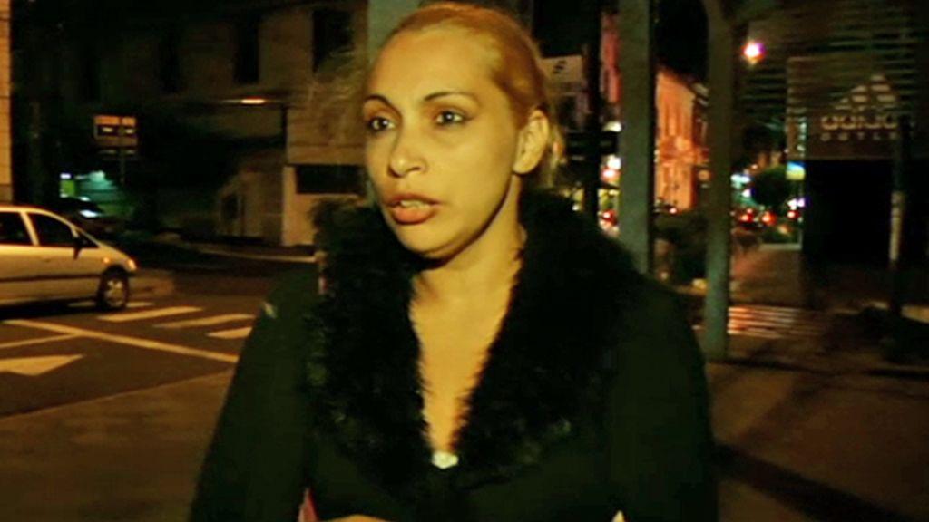 Una prostituta da su viersión