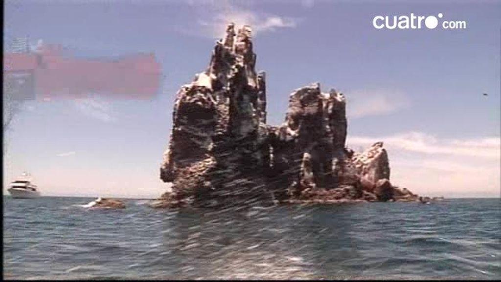 Baja California: La Isla Espiritu Santo, la más visitada