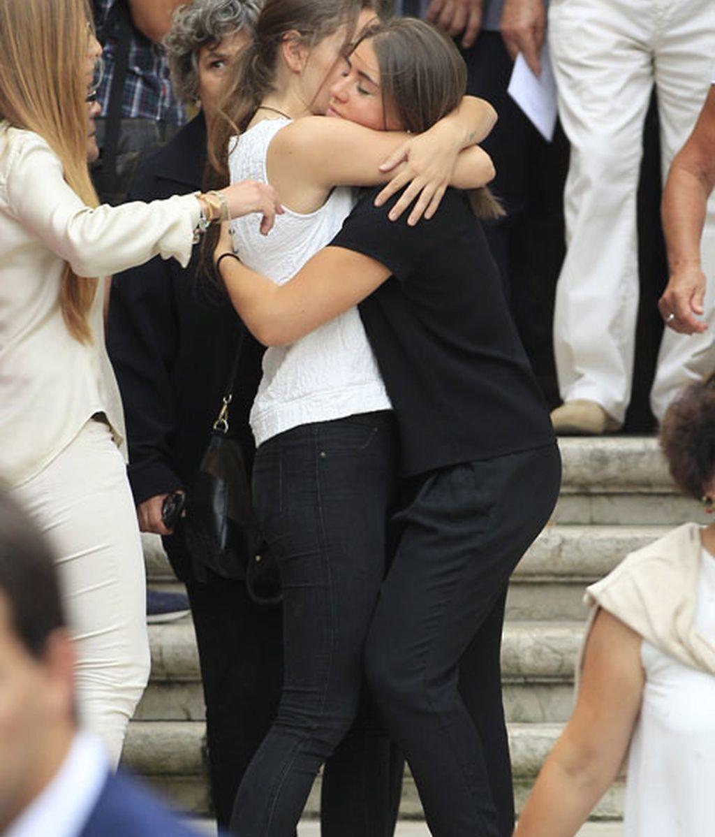 La familia de Botín despidió al banquero en la Catedral de Santander