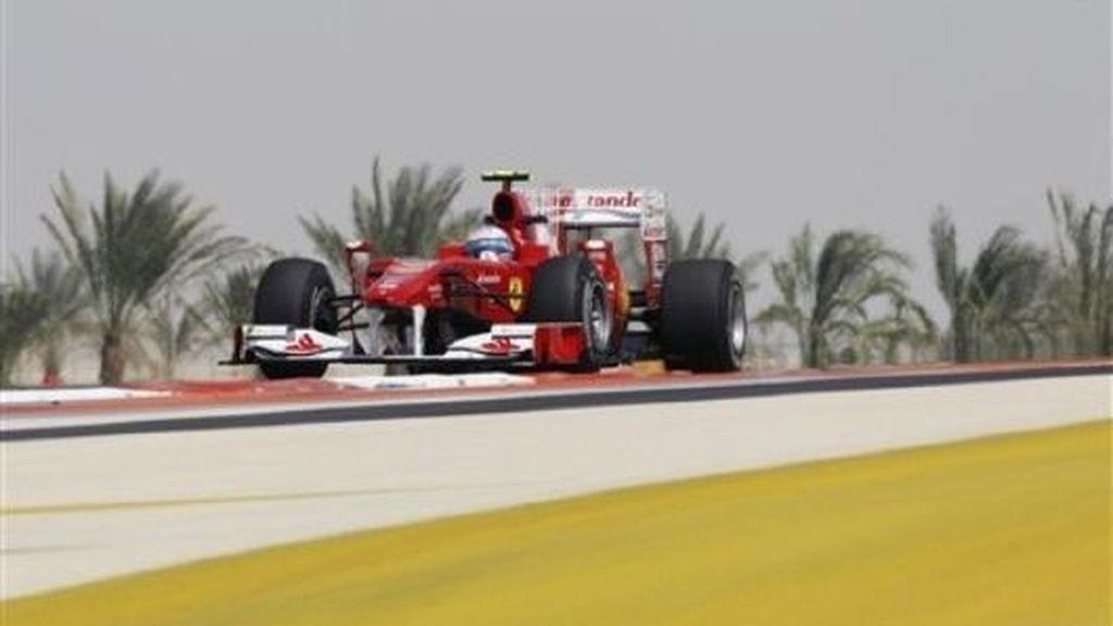 Alonso ratifica las buenas sensaciones