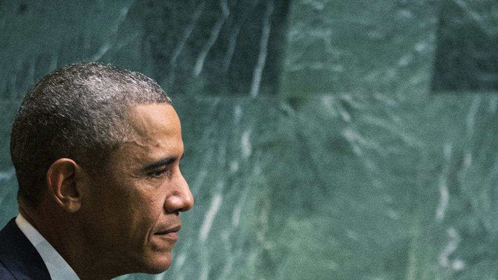 Barack Obama interviene ante la Asamblea General de la ONU