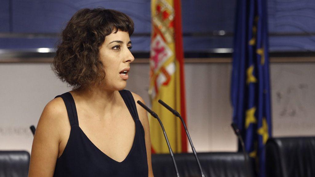 """En Marea y A la Valenciana quieren llevar al TC el veto """"caciquil"""" de la Mesa del Congreso"""