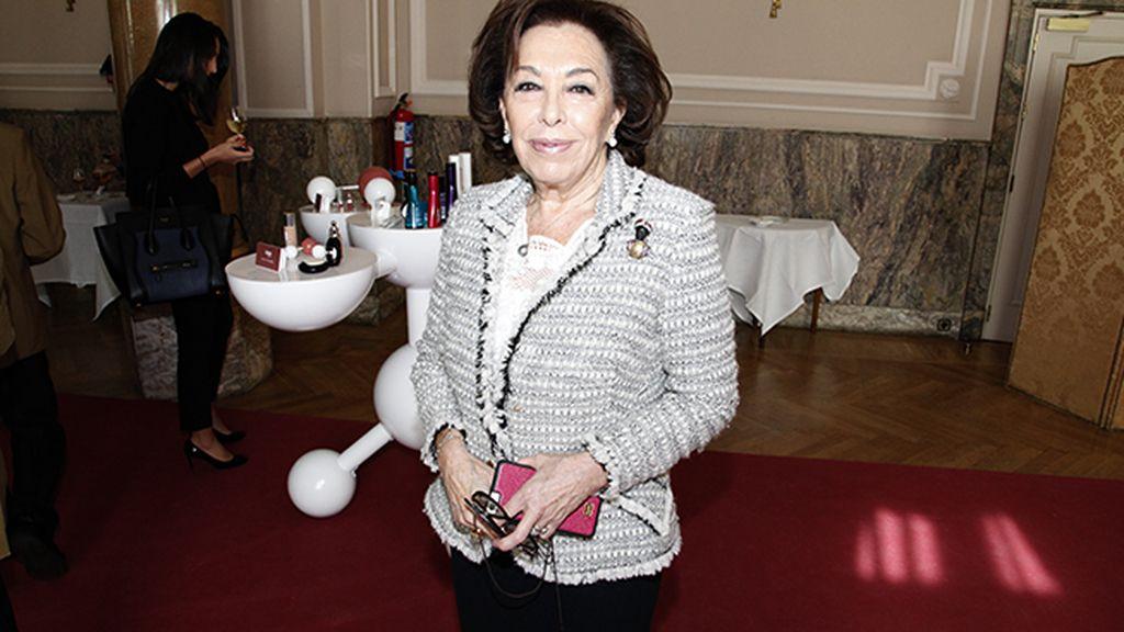Si hay alguien que sabe de belleza en España, esa es Carmen Navarro