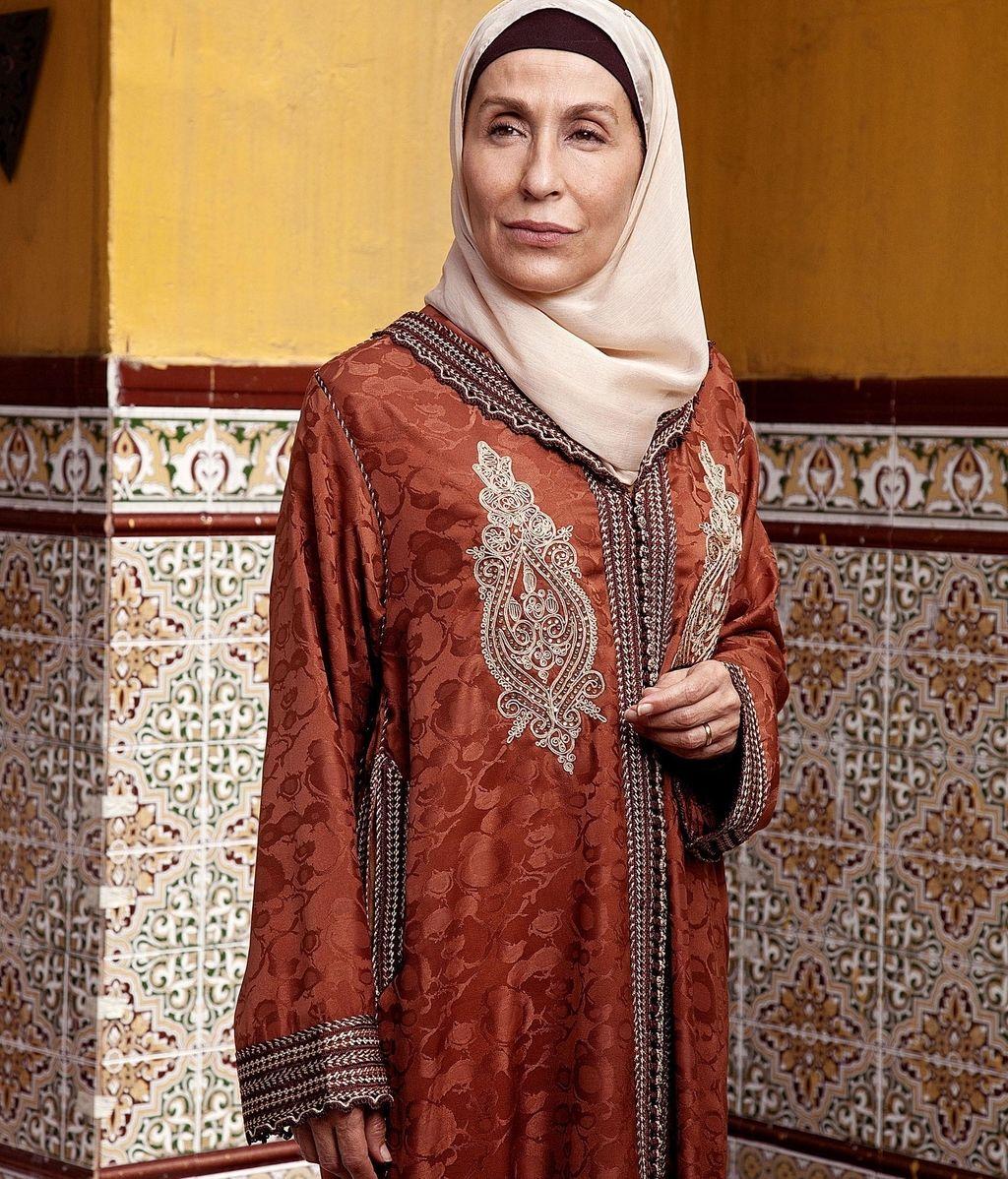 Aisha, la madre de Fátima