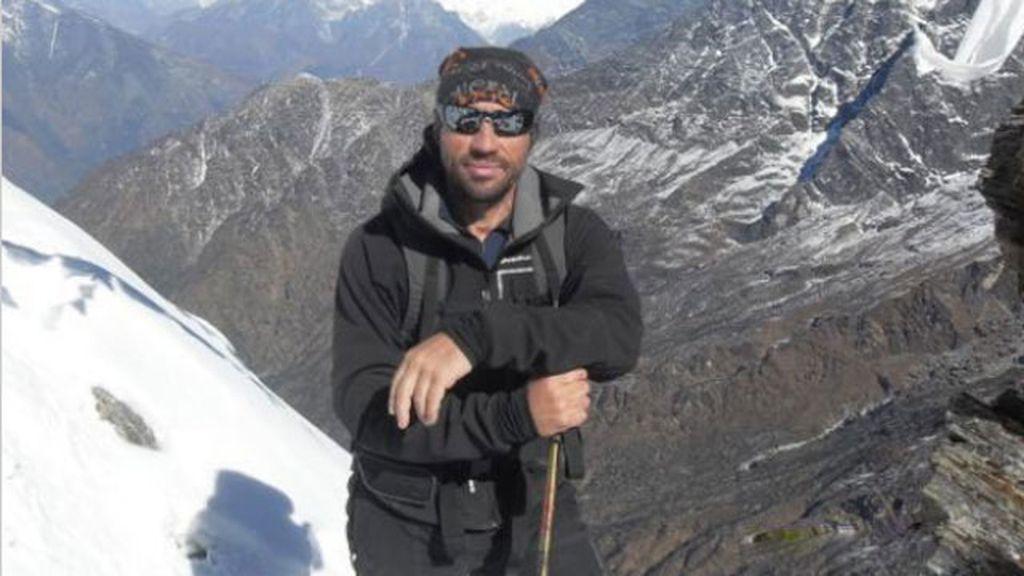 Joaquín Aguado, uno de los españoles fallecido en Alpes