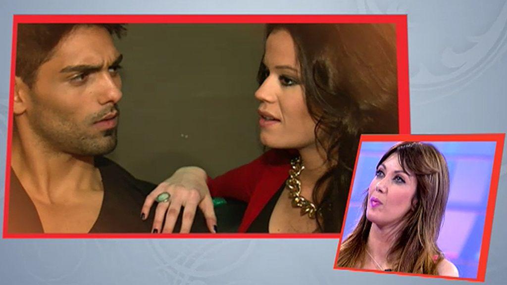 "Isaac, a Laura: ""Es normal que te ataquen, soy el tercer tronista por el que pasas"""