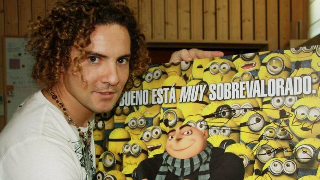 "David Bisbal - ""Soñar"""