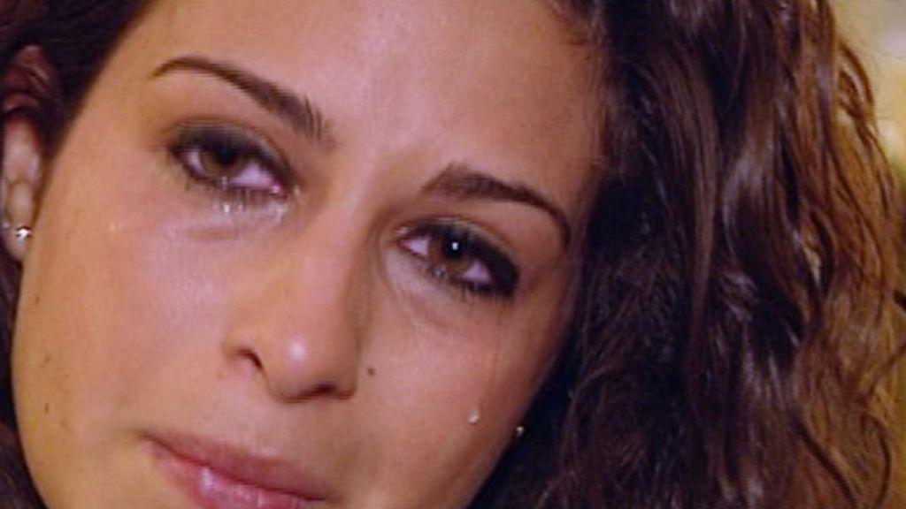 Sandra, de las lágrimas a la conquista