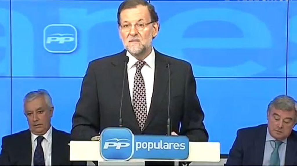 Rajoy reúne al Comité Ejecutivo del PP para anunciar los cambios