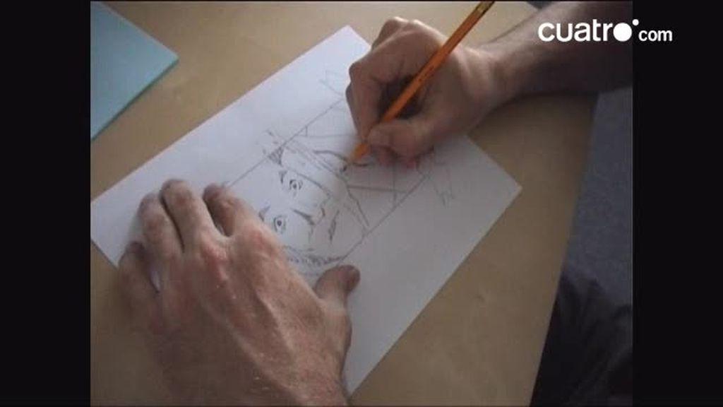 """El storyboard de """"Los pilares de la tierra"""""""