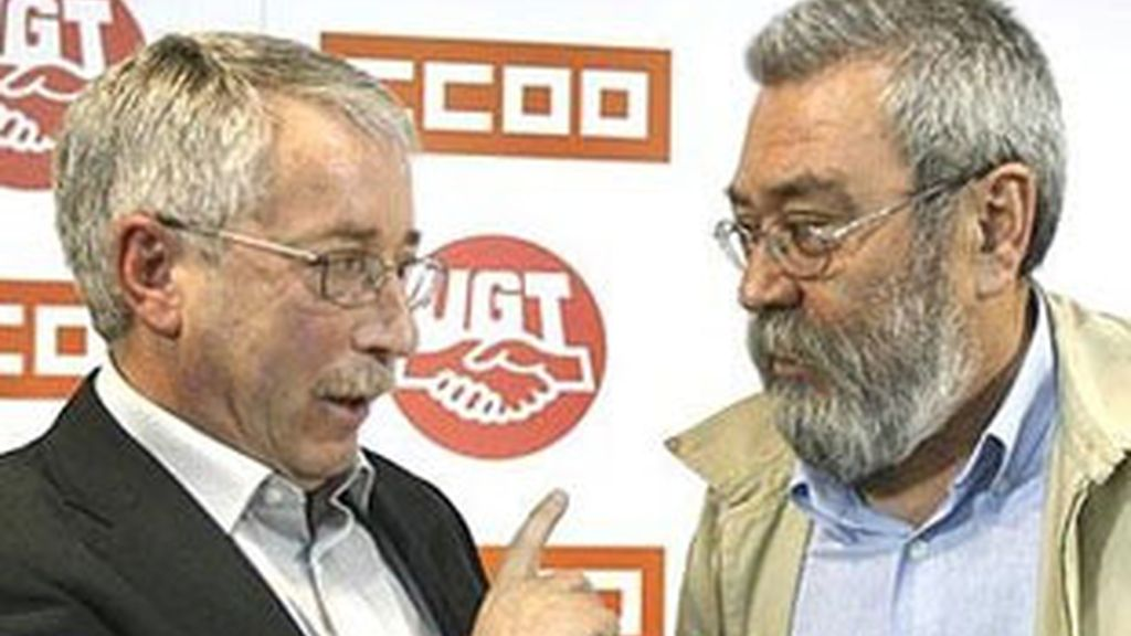 Todas las partes están de acuerdo en negociar. Vídeo: Informativos Telecinco.