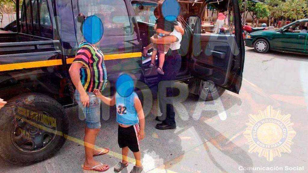 Las autoridades de Guatemala localizan a una niña de diez años embarazada