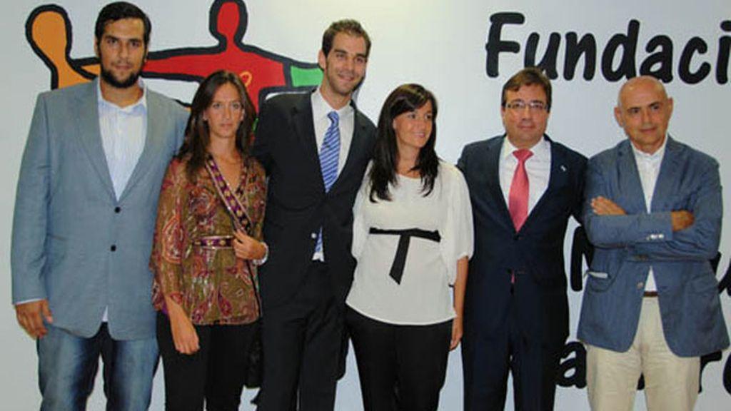 Ana Hurtado, la esposa del 'jugón' Calderón