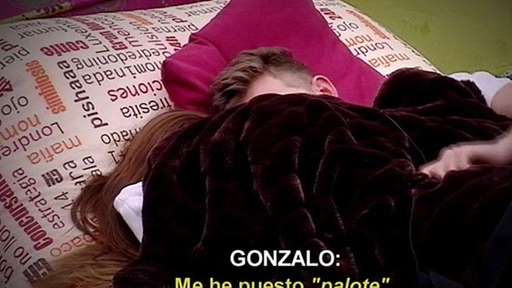 """Gonzalo, a Susana: """"Besas muy bien"""""""