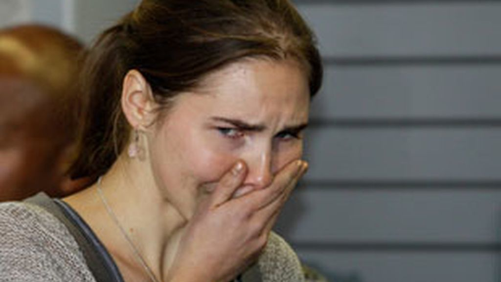 Amanda Knox, a su rebreso a Seattle. Foto: Gtres.