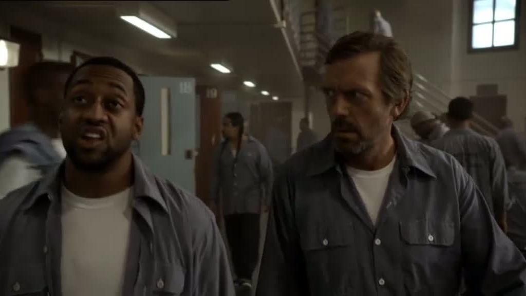 Un crecidito Steve Urkle en la prisión de 'House'