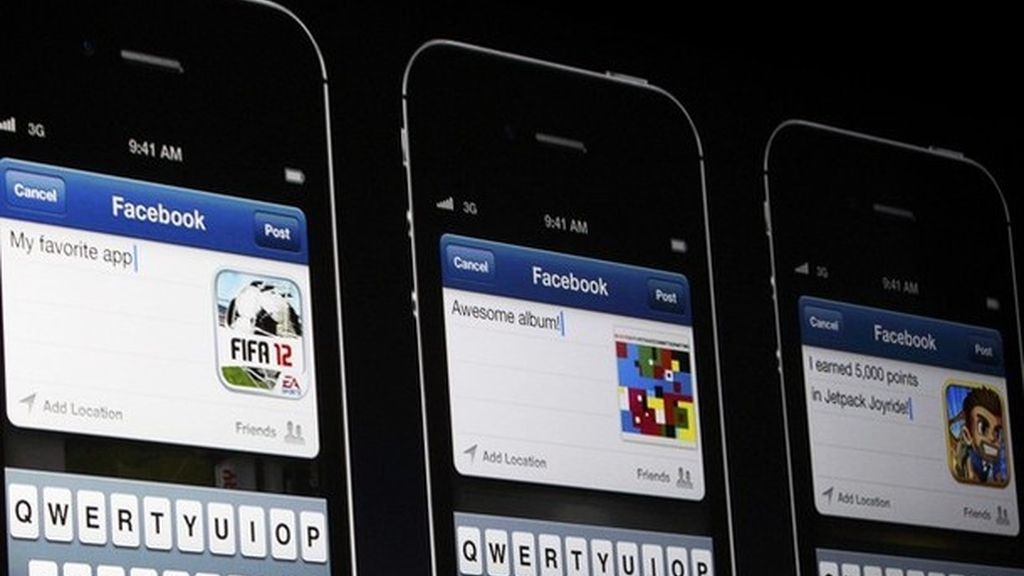 Facebook y Apple por fin se entienden