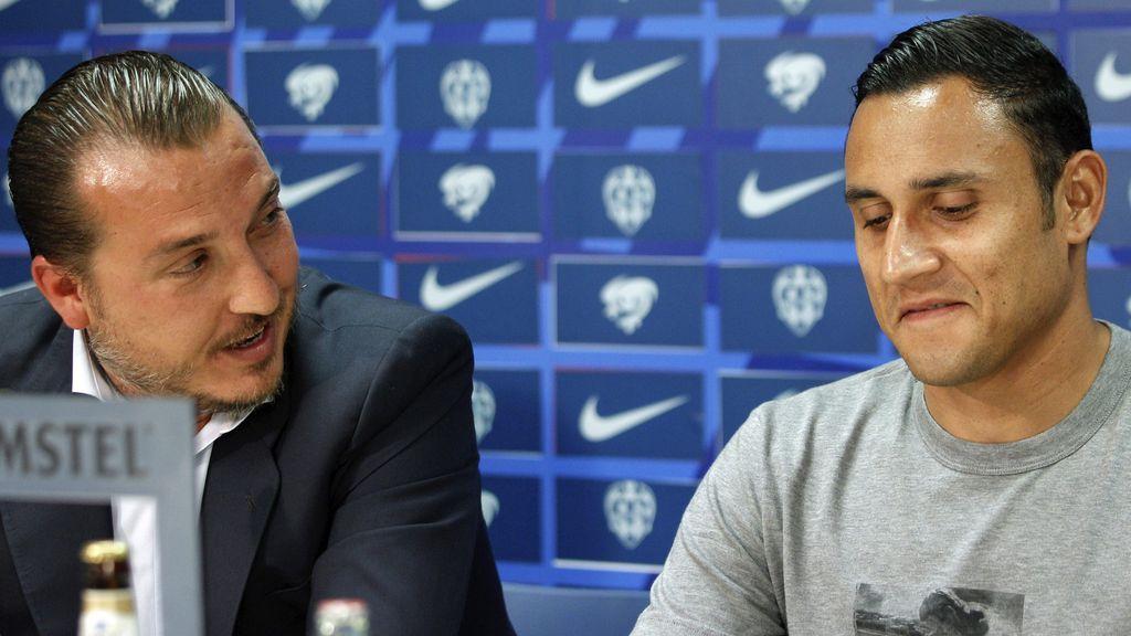 """Keylor Navas: """"El Levante me ayudó a madurar"""""""