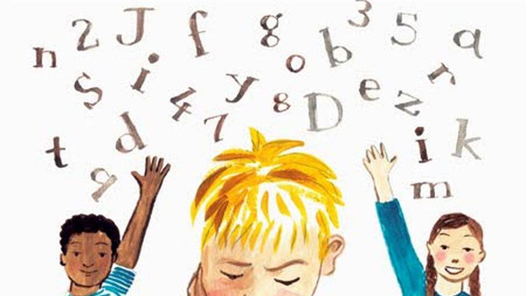 dislexia,problema aprendizaje