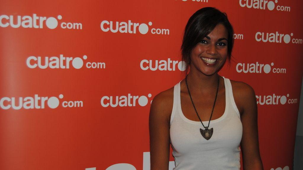 Lara visita Cuatro.com