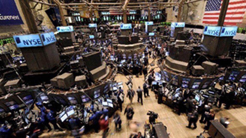 El pánico en las bolsas podría volver a producirse. Foto: EFE